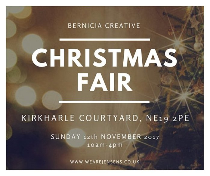 Bernicia Creative Christmas Fair