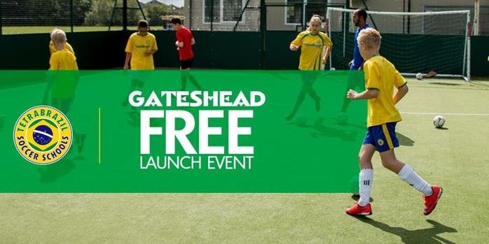 Free Football Launch Event