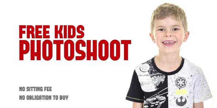 Free Kids Photoshoot