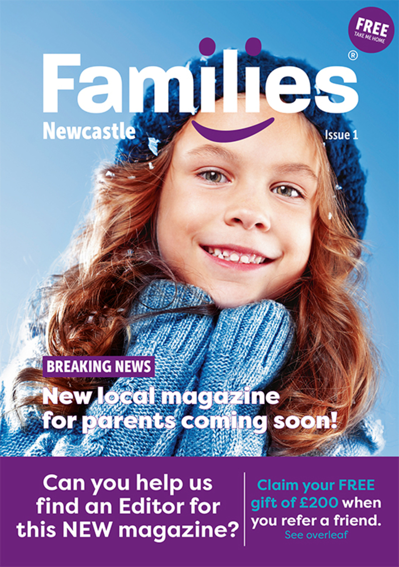 Could You Be The Editor Of A New Local Magazine?